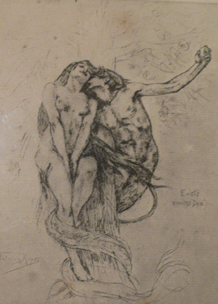 Rops Etching Temptation