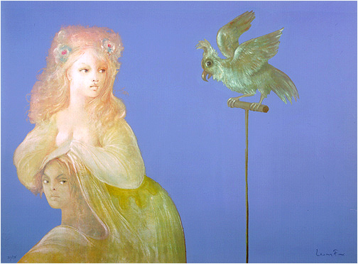 Leonor Fini Graphic