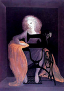 Leonor Fini Machine Coudre Sewing Machine
