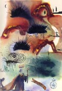 Salvador Dali Alice's Adventures in Wonderland